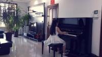 李梓瑶钢琴 中央院九级 巴赫《吉格舞曲》