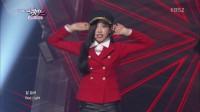 【茜吧资源】140718 KBS 音乐银行 f(x) red light