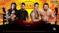 [鑫森s解说]WWE2k15人物实战对决第四期:双打赛!赛斯罗林斯&罗曼雷恩斯vs阿尔伯托戴瑞欧&鲁瑟夫
