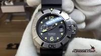 沛纳海PAM00285钛金属表壳手表