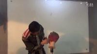 北京托尼盖教育鑫米老师最新个性风格短发剪发视频3
