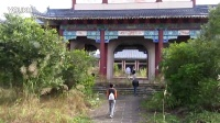 原法轮功基地被废弃-这麽大的类似佛教建筑群废弃掉实在可惜,为何不重新整修利用一下?。。。。