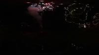 360 VR 全景 虚拟现实 土豪后院烟花#2017跨年烟花