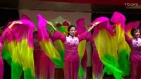 舞蹈《信天游永唱中国梦》