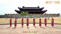 午后骄阳广场舞《看山看水看中国》分解动作教学视频