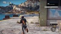 沙漠游戏《正当防卫3》第3集实况娱乐解说