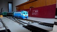 火车模型-寒假模型运转运转会集锦