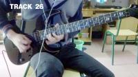 《地狱训练摇滚吉他第一册》第三章乐句演示(吉他技巧强化乐句集)