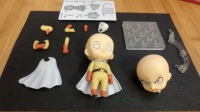 【Toki的美日模型】第2集-一拳超人黏土人:埼玉 ねんどろいど サイタマを開封
