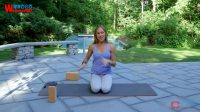 【去健身】YOGA瑜伽 户外训练 瑜伽砖 拉伸放松训练养生减肥保健