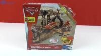 汽车总动员板牙挑战套装玩具试玩 Mater's Challenge
