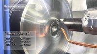 东台精机 HS-40WG - 铝轮圈亮面加工专用卧式车床