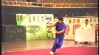 1995年全国武术套路锦标赛 女子竞赛项目 女子长拳 019 毛新萍(山东)