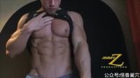【野性本能】胸肌,超近距离欣赏肌肉男
