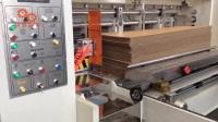 高速4色水墨印刷开槽机展博会视频