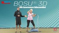 【去健身】BOSU 波速球 平衡半球  老年人健身训练 专项训练