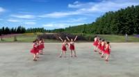 宁波卖面桥村广场舞【舞动中国】原创队形舞