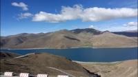 西藏美轮美奂的羊卓雍湖