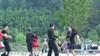 贤明山公园广场交谊舞《我的新娘在草原》吉特吧   鸿达文化摄制