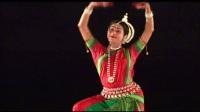 印度古典舞大师Sujata Mohapatra表演奥迪西舞 Odissi