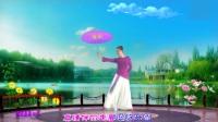 安江燕儿广场舞 伞舞 烟花三月下扬州 附教学