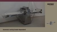 RONDO瑞士龙都Rondostar 4000全自动压面机