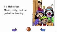 Halloween万圣节读本