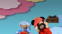 手偶童话剧(儿童安全小故事系列3)玩具不能吃