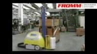 自走式薄膜缠绕机 FR330 【FROMM孚兰贸易】500大制造业的最爱
