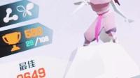 """另类跑酷游戏《刃心》,角色""""雪姬""""演示"""