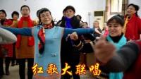 武钢老年大学声乐(8)班2017年结业联欢会