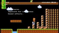 超级马里奥同人游戏 开发进程展示 180106