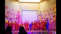 吉林工商学院旅游学院2017级迎新文艺汇演 01 舞蹈《映山红》