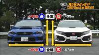 本田思域 Honda Civic TypeR 富士 Subaru WRX STi