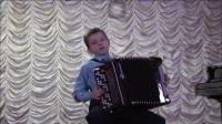 俄罗斯少儿巴扬手风琴演奏(二)