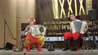 奇趣多样的俄罗斯民族巴扬手风琴表演