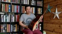 楚门吉他1880飞鸟系列吉他评测视频