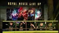 RNG vs KZ-3 2018MSI总决赛第三场