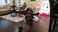 美国家庭领养的中国女孩日常 (3)