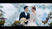 ColorDream婚礼美学影像《三亚大图婚礼电影》
