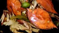 江改银亲自做的螃蟹秀色可餐唇齿留香