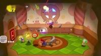 超级马里奥3D世界四人欢乐流程world-4(马里奥+路易基+奇诺比奥+碧琪公主)