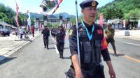 《鞍山东北虎特战队》参加千山徒步节