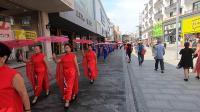 吉林市百年老街千人秀《最美的夕阳》