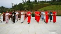快乐百灵合唱团北山公园百灵之秀活动