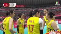 中国 vs 日本 - 2019女排世界杯