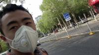 4月8日,武汉复工首日,小伙街头实拍,人流量恢复没?商户复工没?的士司机日赚千元?