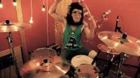 """猴子鼓手 Bruno Mars - The Lazy song - Deivhook (""""Monkey"""" Drum cover)"""