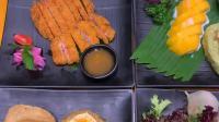 珠海也有美味的东南亚美食餐厅。芒果糯米饭、海南鸡饭、酸辣无骨凤抓正啊!