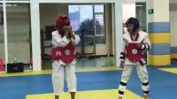 跆拳道教练~训练分享
